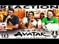 "Avatar: The Last Airbender 1x3 REACTION!! ""The Southern Air Temple"""