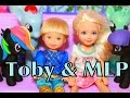 Frozen Toby & Chelsea AllToyCollector Play TOYS My Little Pony Mystery Minis Toby LOVES MLP