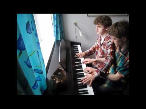 All things bright and beautiful - Alligator Sky - Owl City - (Piano Cover)