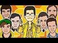 PPAP: Видеоблогеры про свои будни! (пародия)