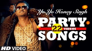 Yo Yo Honey Singh's Best Party Songs | Hindi Songs 2016 | Bollywood Party Songs