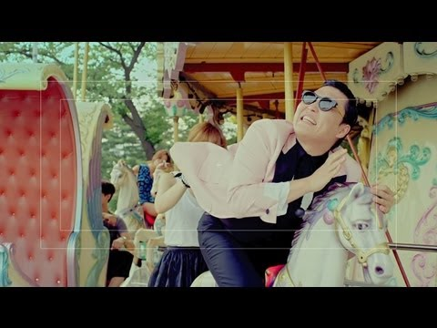 Psy - Gangnam Style    M V Making Film