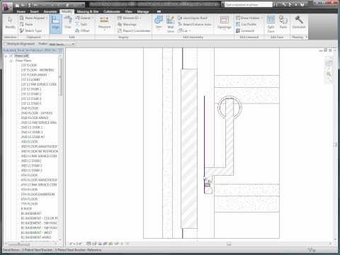 Autodesk Revit Architecture 2010 Detailing
