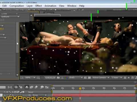Tutorial after effects - FOTO 3D parte 5 - 5