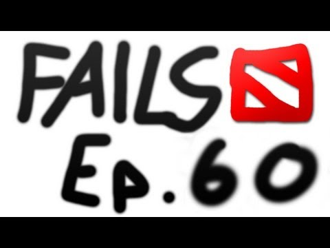 Dota 2 Fails of the Week - Ep. 60
