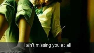 John Waite- I Ain't Missing You (with lyrics!)