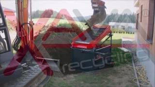 LS12 Humus sieben / Screening of Topsoil