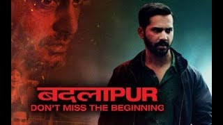 Badlapur Official Teaser