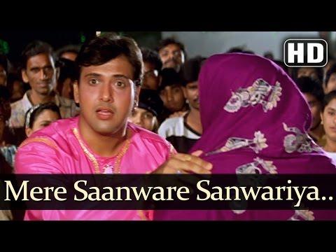 Mere Saanware Sanwariya - Govinda - Ayesha Julka - Ekka Raja Rani - Bollywood Item Songs