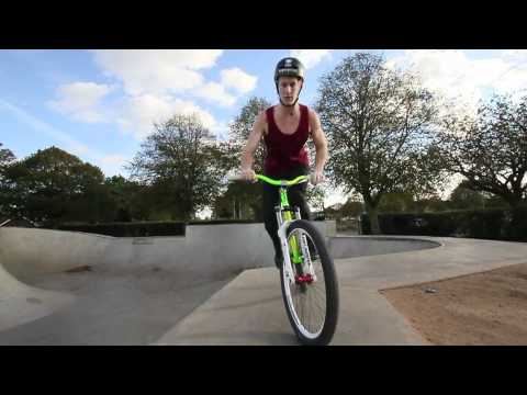 Sam Pilgrim's HOW-TO barspin