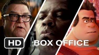 Weekend Box Office - November 2-4 2012 - Studio Earnings Report HD