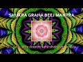 Фрагмент с конца видео Мантра для гармонизации влияния Венеры.  ШУКРА ГРАХА  БИДЖ МАНТРА.