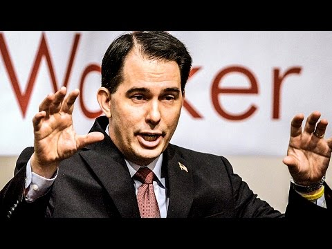 Papantonio: Scott Walker's Blueprint To Destroy Wisconsin