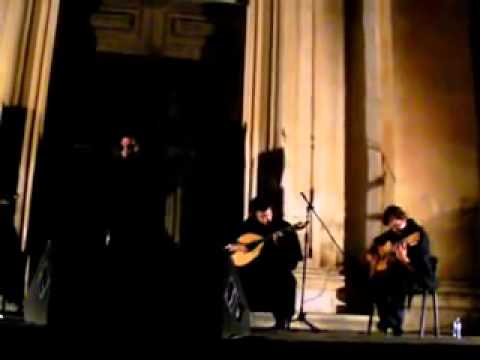 Cantar de emigração - Grupo Velha Cabra