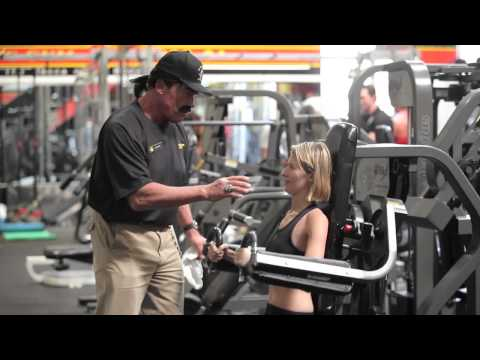 Arnold Works at Gold's - After-School All-Stars PSA