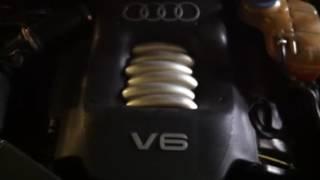 ДВС (Двигатель) Audi A6 (C5) Артикул 900041238 - Видео