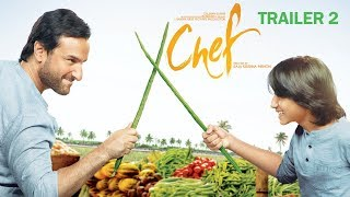Chef Official Trailer 2