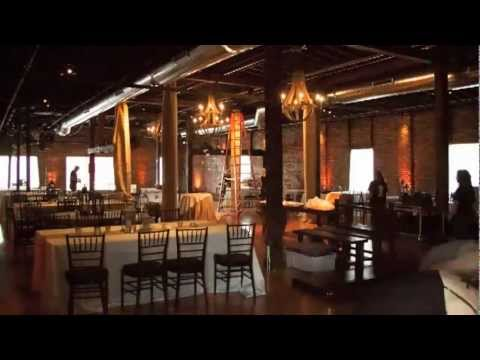 Molly &amp; Ian's Cannery One Wedding Reception Time Lapse