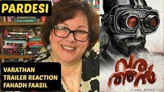 Varathan Trailer Reaction | Fahadh Faasil | Aishwarya Lekshmi