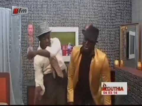 Kouthia Show -  Kouthia  en mode Ndiago -  04 Mars 2014