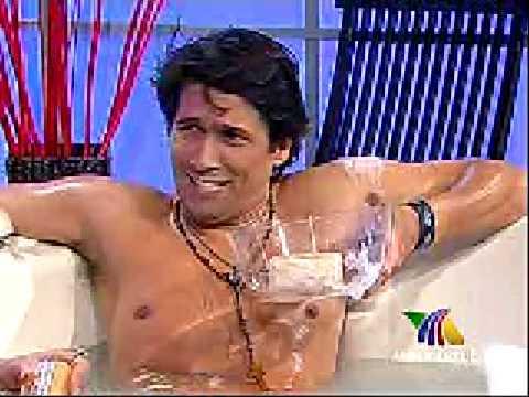 Rafael Araneda  Show de Niurka