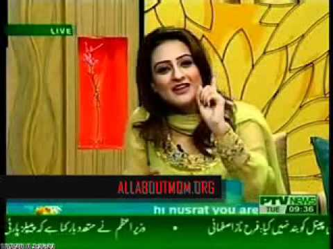 PTV Subah-e-Nau : with MQM Member Rabita Committee & IT Minister Sindh Raza Haroon Part 2