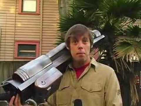 Backyard FX: BFG9000 Giant Laser Weapon