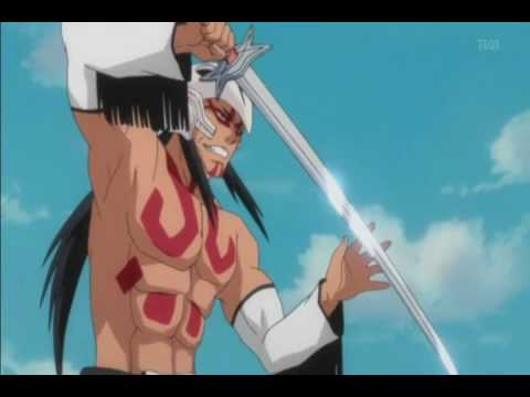 Battle for Fake Karakura Town: Ants and Dragons: Izuru Kira vs Avirama Redder Part 1