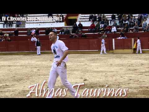 concurso recortes IV Toro mundial Guadalajara 9-3-2013