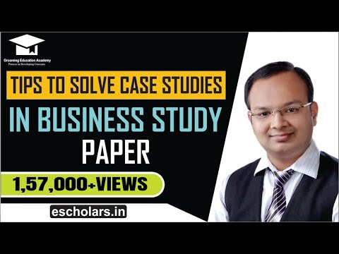 reaction and case study in business
