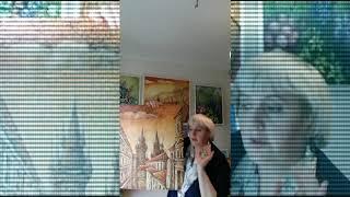 Елена Краснощёкова о новых картинах и предстоящей выставке 24 октября – 24 ноября