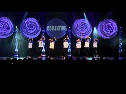 The Collektive- The Australian Hip Hop Championships (AHC) 2011
