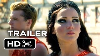 The Hunger Games: Catching Fire Official Final Trailer (2013) HD