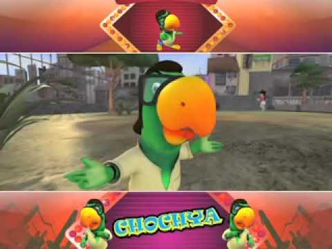 Chochya - English