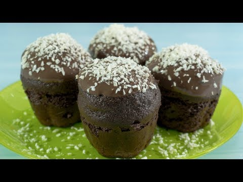 Quick and Easy CHOCOLATE Muffins Recipe | Dessert Recipes