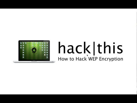 How To: Crack WEP Encryption