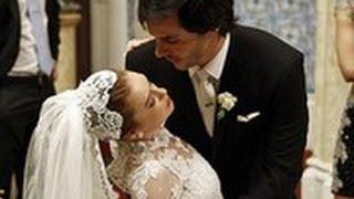 AMOR � VIDA-Nicole morre em pleno altar ao ver fotos ... - YouTube