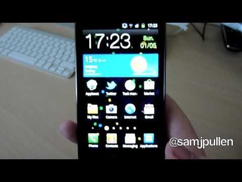 Samsung Galaxy S2 - Hubs Part 2