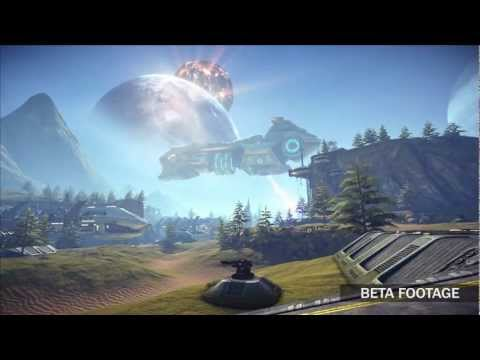 Tribes: Ascend - Gameplay Teaser