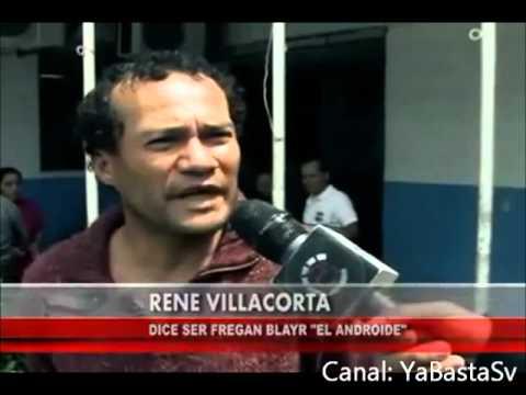 """""""El androide asesino salvadoreño"""""""