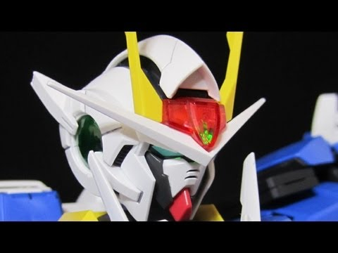 PG 00 Raiser (Part 4: Plates) Gundam 00 Perfect Grade gunpla review