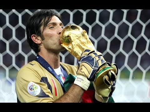 Gianluigi Buffon - Official Top 10 Saves
