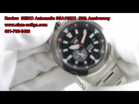 Review SEIKO Automatic SSA169K1  by www.siam-naliga.com