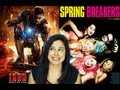 SPRING BREAKERS, IRON MAN 3 - El Claquetazo