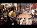 4 Minutes of Anthem Open World Co-Op Exploration Gameplay - E3 2018
