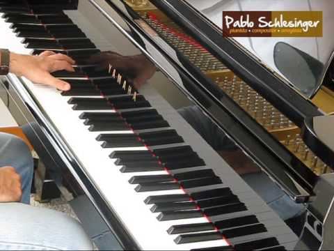 Jazz Piano Voicings Mano Izquierda -shell voicings -  Parte 4
