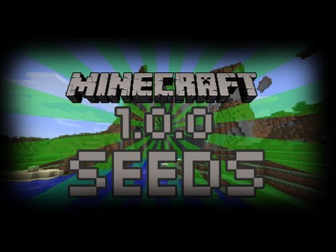Best Minecraft 1.0.0 Seed #1 | Epic Mountains, Double Npc Village & Huge Flat Area