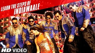 Learn the Steps of IndiaWaale! - Happy New Year