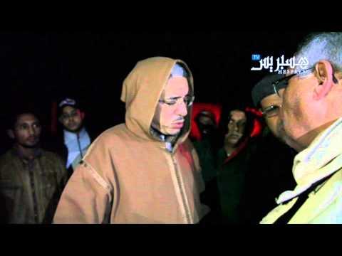 إنتشال جثمان عبد الله باها