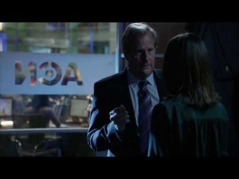 The Newsroom - Will & Mac, Season 2 Final Scene